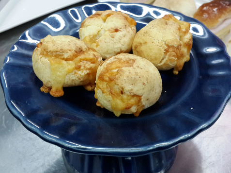 scones y chipas